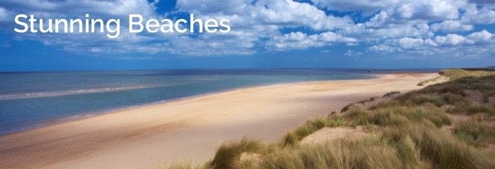 Norfolk holiday beaches